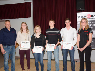 2019 Wild Rose REA Ltd. Scholarship Recipients