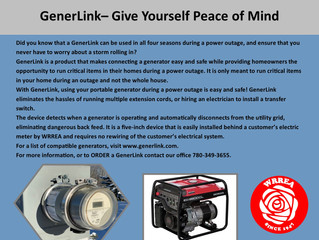 GenerLink- Give Yourself Peace of Mind