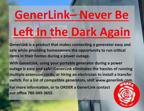 GenerLink- Never Be Left In the Dark Again