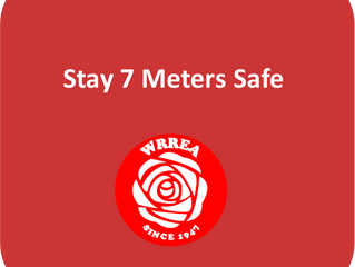 Your Safety Matters- Stay 7 Meters Safe