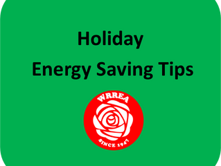 Holiday Energy Saving Tips