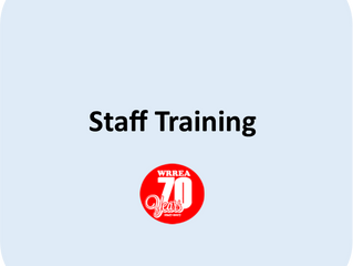 Staff Training- Office Closed