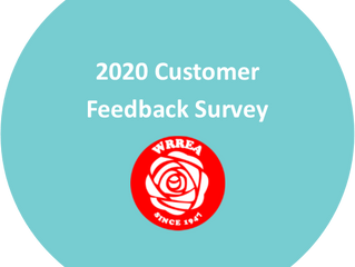 2020 Customer Feedback Survey