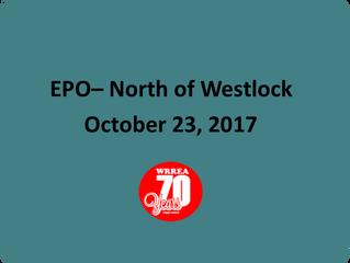 EPO- North of Westlock- Jarvie
