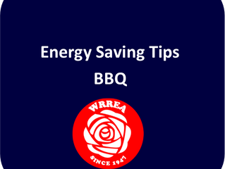 Energy Saving Tips- Outdoor Grill/ BBQ
