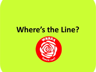 Ask Yourself....Where's the Line?