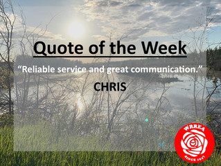Quote of the Week!