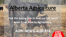 Latest News From Alberta Agriculture