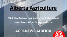 Alberta Agriculture- Latest News