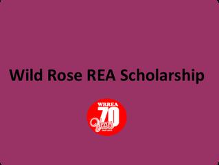 Wild Rose REA Scholarship