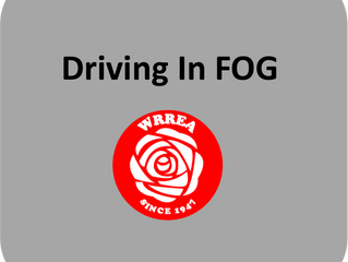 Driving In FOG- Do You Know What to Do?