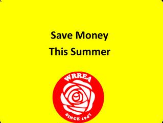 Save Money This Summer!