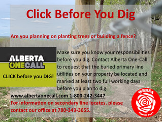 Click Before You Dig!