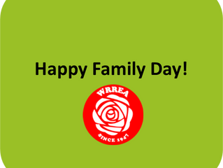 Happy Family Day!