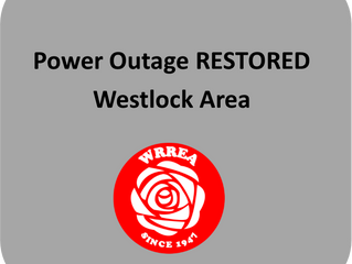 Power Outage RESTORED- Westlock Area
