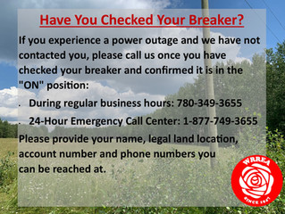 Have You Checked Your Breaker?
