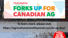 Happy Canadian Agriculture Day!