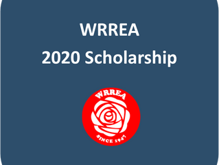 WRREA Scholarship: Deadline to Apply- March 2, 2020