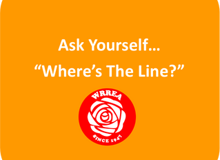Always Ask Yourself Where's The Line?