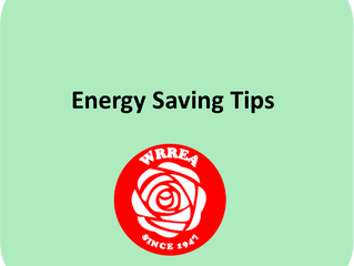 Energy Saving Tips- Laundry