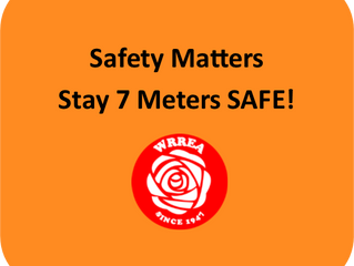 Safety Matters- Stay 7 Meters SAFE!