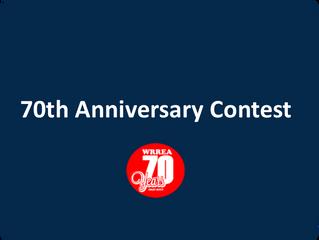 70th Anniversary Contest