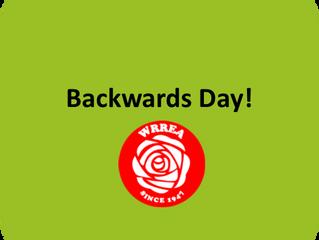 Backwards Day!
