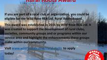 Rural Roots Award