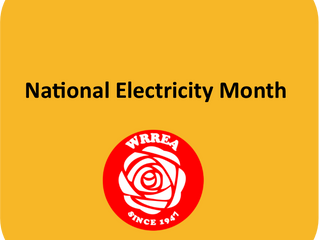 June- National Electricity Month