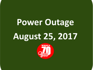 Power Outage Pibroch Area-August25, 2017