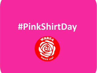 #PinkShirtDay