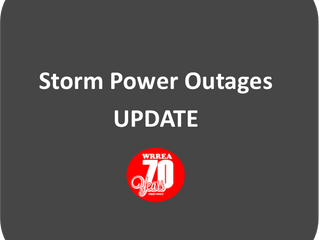 Storm Power Outages-UPDATE