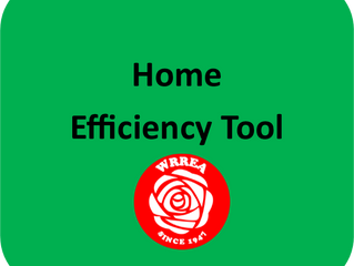 Home Efficiency Tool