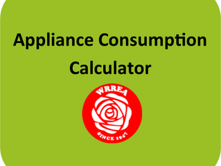Appliance Consumption Calculator