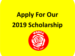 Apply for our 2019 Scholarship Today!
