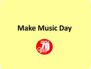 Make Music Day!