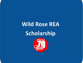 The Wild Rose REA Scholarship