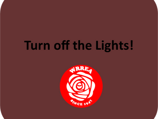 Turn Off the Lights! Energy Saving Tips