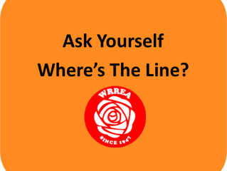 Ask Yourself... Where's The Line?