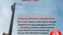 Powerline Safety Tips