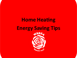 Home Heating Energy Saving Tips