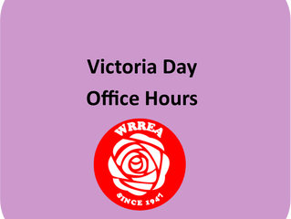 Victoria Day Office Hours