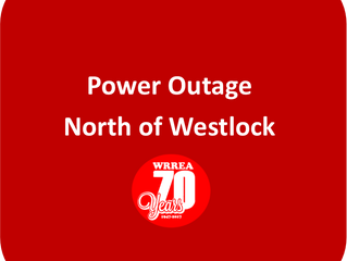 Power Outage-North of Westlock
