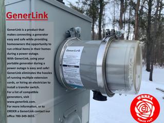 GenerLink- Be Prepared, Stay Safe!