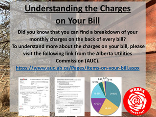 Understanding the Charges on Your Bill