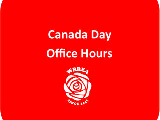 Canada Day Office Hours