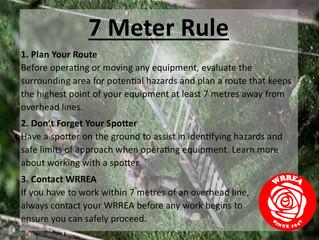 7 Meter Rule