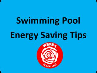 Swimming Pool- Energy Saving Tips