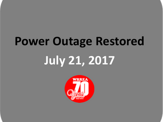 Power Outage Restored- Barrhead Area