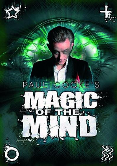 Paul Cooke - Magic Of The Mind MINI Post